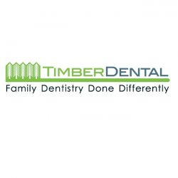 Logo of Timber Dental Bethany